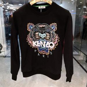 Kenzo Women's Sweatshirt Cotton Medium